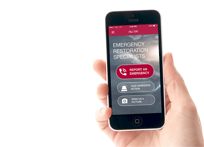 A&J Property Restoration Mobile App