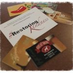 restoring kindness campaign | use up your gift cards on strangers