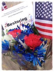 restoring kindness flower bouquet