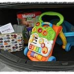 restoring kindness by donating kids toys
