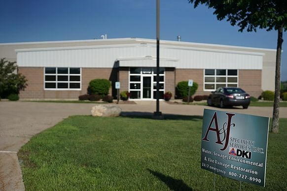 Photo of A&J Restoration's building in Madison, WI (Deforest, WI) - A&J Property Restoration is a full-service restoration company.