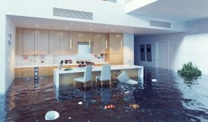 Emergency water damage restoration services needed due to leaky dishwasher in home | Water damage cleanup services by A&J Specialty Services Inc DKI of Madison, Middleton, Sun Prairie, Waunakee, Milwaukee, WI Dells, Fort Atkinson, Watertown, and Waukesha, Wisconsin