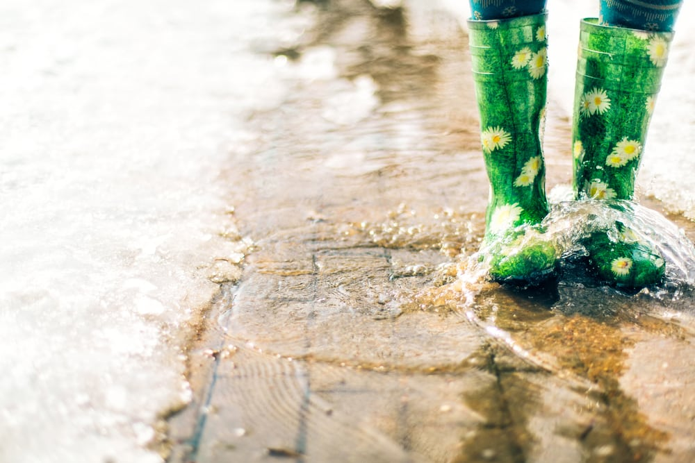 Spring rains cause basement flooding | Water damage restoration service by A&J Specialty Services Inc DKI of Madison, Middleton, Sun Prairie, Waunakee, Milwaukee, WI Dells, Fort Atkinson, Watertown, and Waukesha, Wisconsin