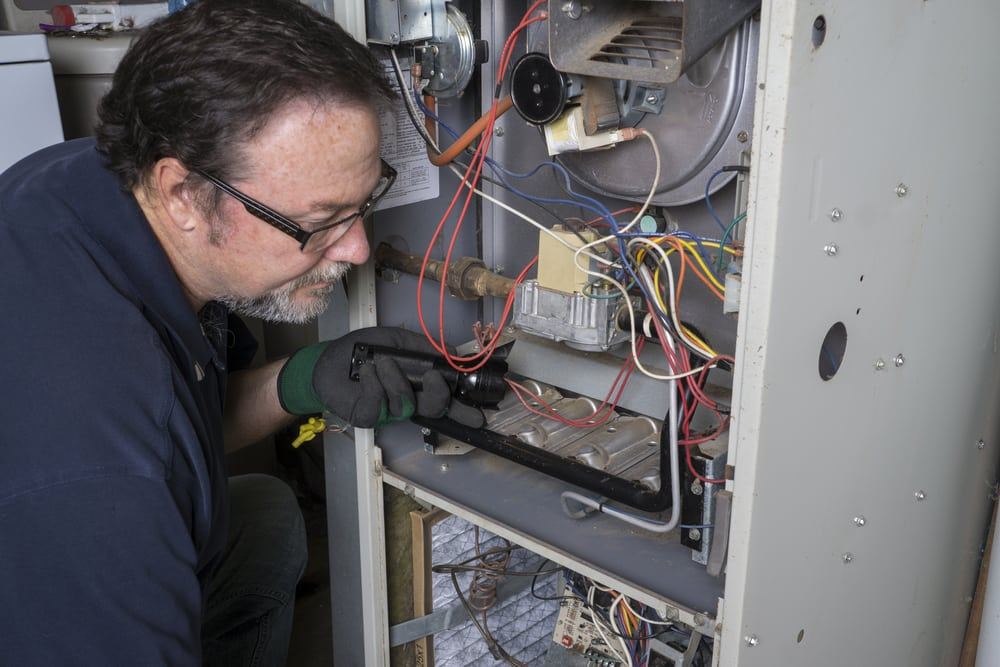 Schedule Regular Furnace Checkups Maintenance Tips
