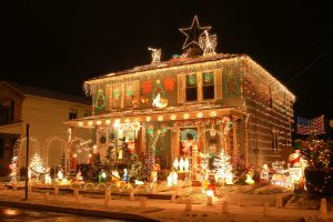 Holiday decorating safety tips services by A&J Property Restoration DKI