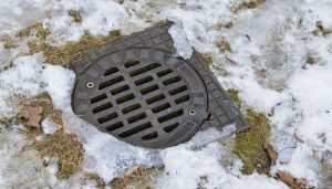avoid sewer backup in winter by keeping sewer vent clear of snow and ice services by A&J Property Restoration DKI of Madison, Middleton, Sun Prairie, Portage, Waunakee, Milwaukee, WI Dells, Fort Atkinson, Watertown, and Waukesha, Wisconsin
