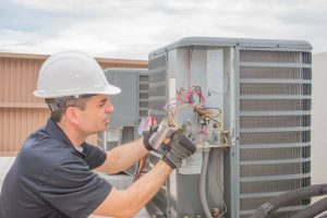 provide proper maintenance and cleaning to A/C portion of HVAC units for use before needed in warmer weather | services by A&J Property Restoration DKI of Madison, Middleton, Sun Prairie, Portage, Waunakee, Milwaukee, WI Dells, Fort Atkinson, Watertown, and Waukesha, Wisconsin