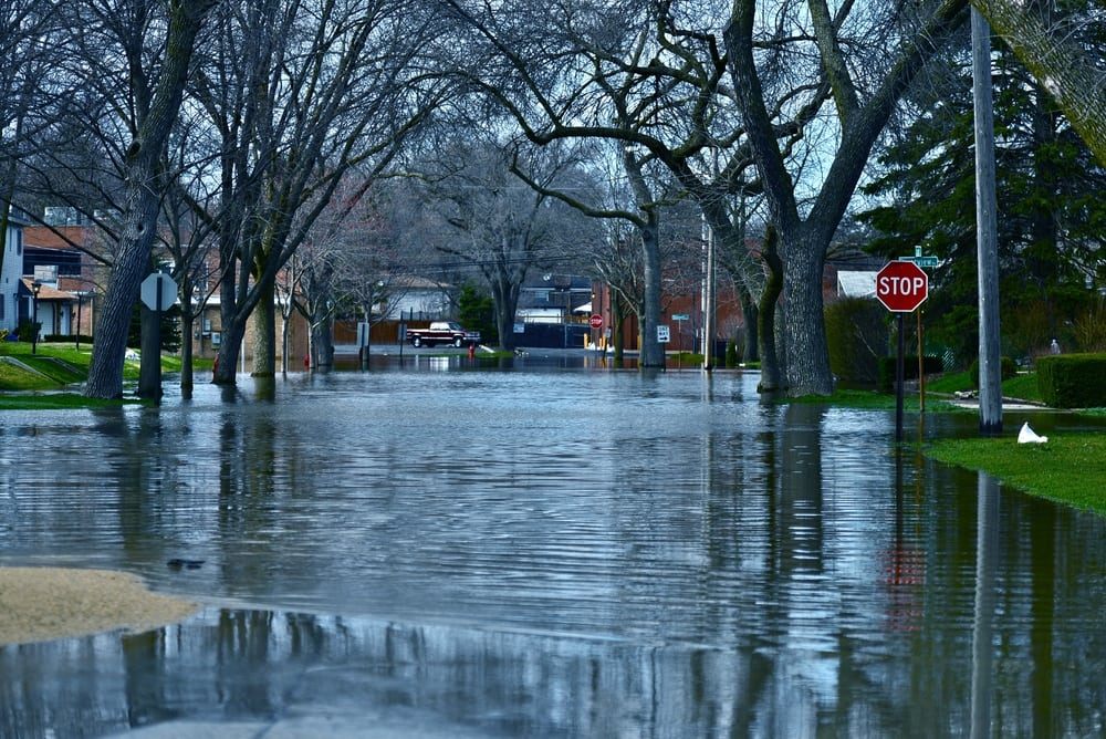 stop spring flooding from causing a sewage backup in residential or commercial property with these tips services by A&J Property Restoration DKI of Madison, Middleton, Sun Prairie, Portage, Waunakee, Milwaukee, WI Dells, Fort Atkinson, Watertown, and Waukesha, Wisconsin
