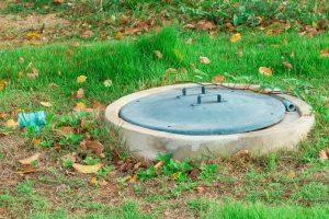 predict sewer problems with septic tank
