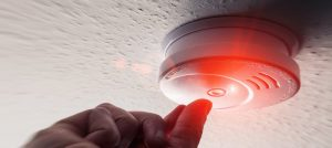 Fall Fire Prevention, install new batteries in smoke alarms and carbon monoxide detectors | services by A&J Property Restoration DKI of Madison, Middleton, Sun Prairie, Portage, Waunakee, Milwaukee, WI Dells, Fort Atkinson, Watertown, and Waukesha, Wisconsin