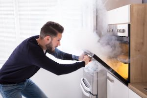 The top cause of indoor fires is cooking   services by A&J Property Restoration DKI of Madison, Middleton, Sun Prairie, Portage, Waunakee, Milwaukee, WI Dells, Fort Atkinson, Watertown, and Waukesha, Wisconsin
