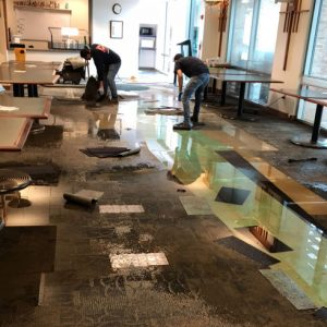 Water Damage Clean Up Service